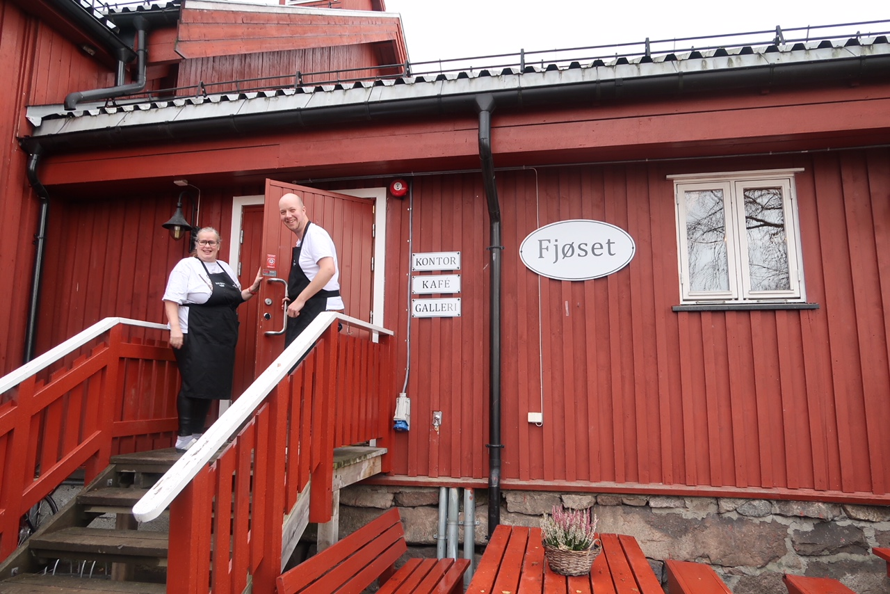 Drifting av Årvoll Kafé