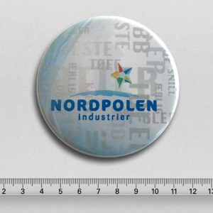 norsk produsent buttons 76mm